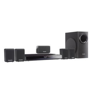 Panasonic SC PT480 DVD Home Theater Sound System 0885170002999