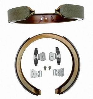 Chevrolet GMC Isuzu Rear Emergency Parking Brake Shoes