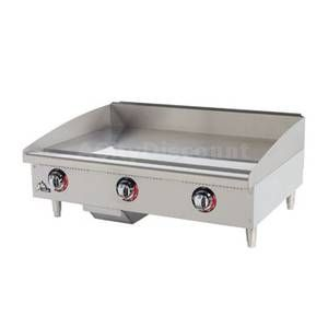 Manufacturing 536TGF Star Max Countertop 36in Electric Griddle