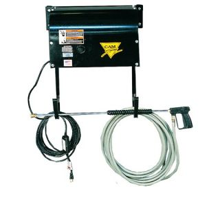 1500 PSI Cold Water Electric Wall Mount Pressure Washer 1500WM