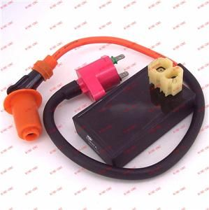 performance racing ignition dc cdi coil gy6 scooter