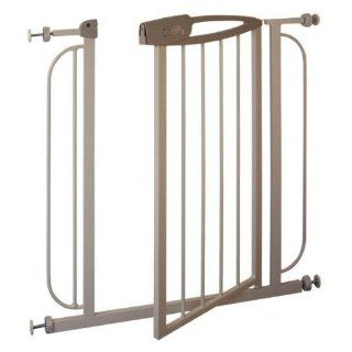 New Evenflo Summit Pressure Metal Safety Gate Baby Pet
