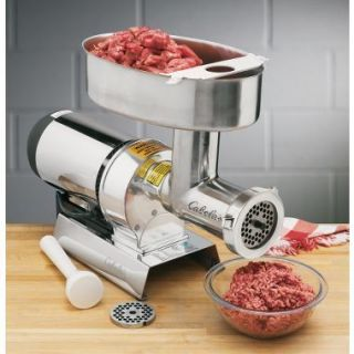 CABELAS Commercial Grade Electric Meat Grinder 1 hp 22 549 99