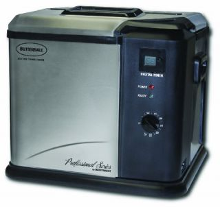 20010109 Butterball Professional Indoor Electric Turkey Fryer