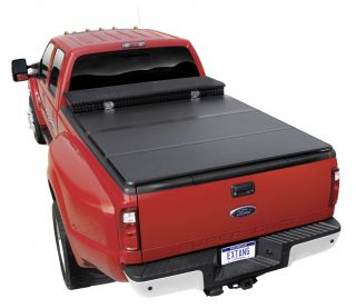 Extang Solid Fold Toolbox 57950 Hard Tonneau Cover Tundra 66 Bed w O