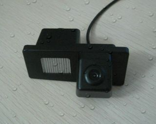 CCD Car Rear View Reverse Camera for Ssangyong Rexton Kyron Guide Line