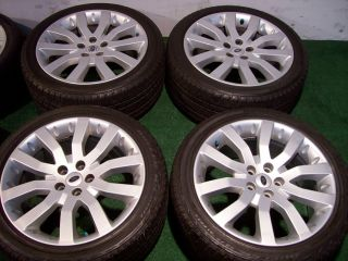 Rover Supercharged Wheels Sport Stormer Land HSE Factory Tires
