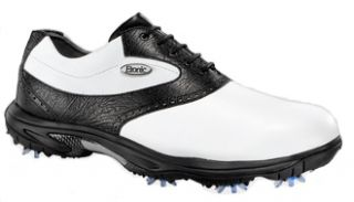 Etonic Sof Tech Mens Golf Shoes Wht Blk Various Sizes