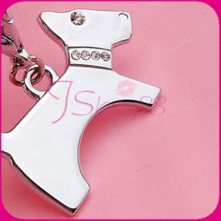 Pet Dog Puppy Cat Tag Collar with Rhinestone Charm Dog
