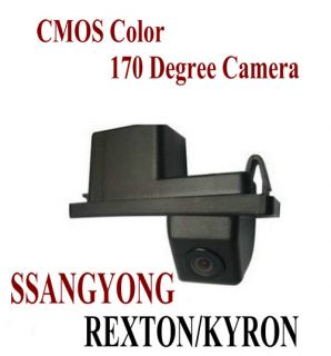 Car Rear View Reverse Camera for Ssangyong Rexton Kyron