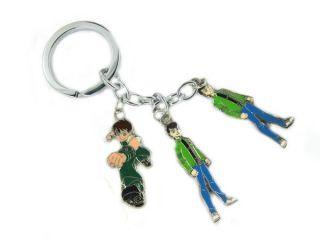 Ben 10 Omniverse Shocksquatch Figure Metal Key Chain Key Ring
