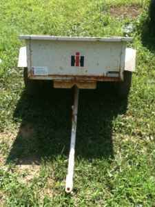 IH International Cub Cadet Lawn Tractor Trailer