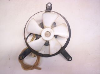 01 05 Yamaha Raptor 660 Radiator Cooling Fan 7036