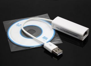 USB to LAN Ethernet Adapter Apple MacBook Air Laptop PC