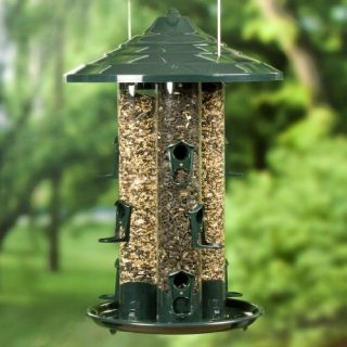 Features of Woodlink WL3TUBE Triple Tube Bird Seed Feeder