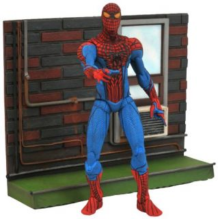 Select Toys Marvel Select Amazing Spider Man Movie Action Figure