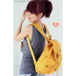 Women Ladys Fashion Korean Style Girl New Leisure Canvas Shoulder Bag