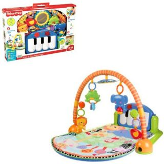 Fisher Price Discover N Grow Kick Play Piano Gym