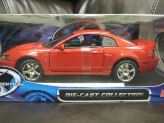Ford SVT Mustang Cobra 2003 Scale 1 18