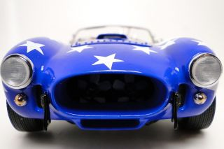 Shelby Ford 1967 Cobra Rare Vintage Rod Race Show Car Custom Racing