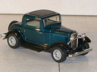 1932 Ford 3 Window Coupe Diecast Car Die Cast Cars