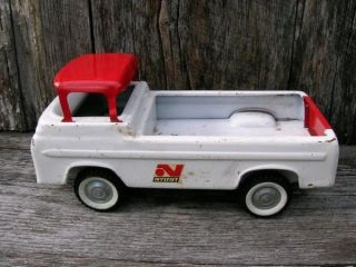 vintage old nylint toys ford econoline pickup truck
