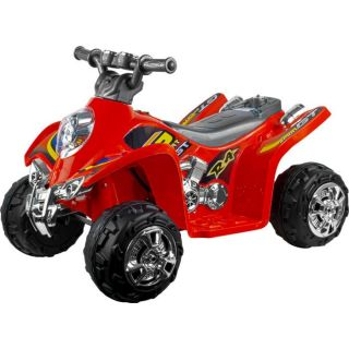 Kids Power Ride on 4 Wheeler Quad ATV Wheels Battery Toddler Scooter