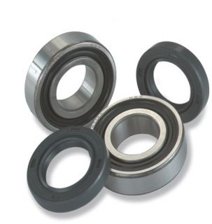 Front Wheel Bearing Kit Yamaha Wolverine 350 FX 95 09
