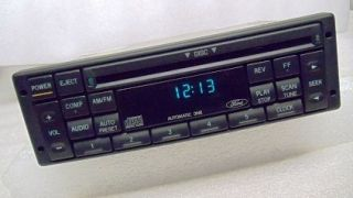95 96 97 98 FORD Taurus Windstar Mustang MERCURY Sable Radio CD Player
