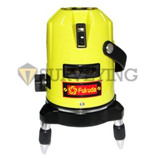 New Fukuda Automatic Self Leveling 5 Line 1 Point, 4V1H Laser Level EK