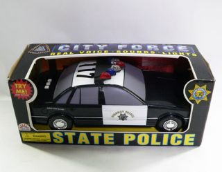 Funrise State Police Series California Highway Patrol Police