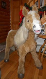 FurReal Friends Butterscotch Horse Pony Fur Real