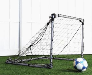 New Adjustable 3 Size Soccer Goal Portable Folding with Heavy Duty