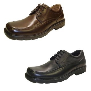 GBX 13298 Protocol Mens Oxford Shoes Casual Dress Leather