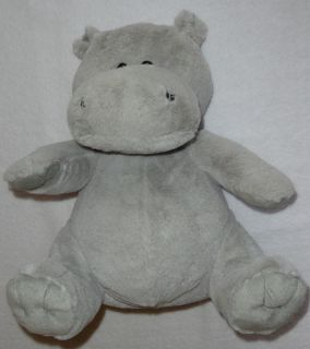 Cares for Kids Curious George Friend Gray Plush Stuffed Hippo Kohls