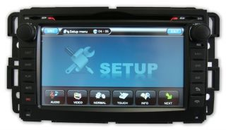 GPS Navigation Radio S60 Model DVD Stereo Unit for Saturn Vue 2008
