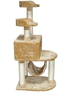 54 Cat Tree House Toy Bed Scratcher Post Furniture F29