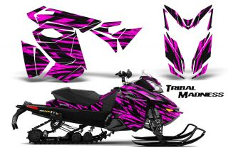 DOO REV XS MXZ RENEGADE SNOWMOBILE SLED GRAPHICS KIT WRAP CREATORX TMP
