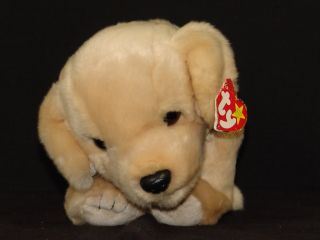BUDDY GOLDEN RETRIEVER PUPPY DOG PLUSH STUFFED ANIMAL TOY FETCH MWT
