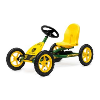 Peg Perego John Deere Farm Tractor and Trailer Ride On Toy