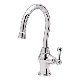 Chicago Faucets Laboratory Single Hole Faucet with Vacuum Breaker