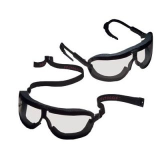 10   fectoggles large black adj. temple clear lens   16420 00000 10