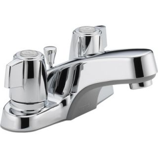 Elizabethan Classics Wall Mounted Lavatory Faucet with Double Cross
