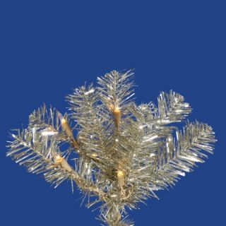 Vickerman 10 Artificial Pencil Christmas Tree in Champagne