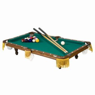 Franklin Sports 32 Billiards Pool Table without Ball Return