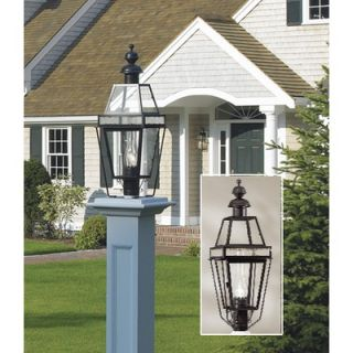 Norwell Lighting Beacon 33 One Light Outdoor Post