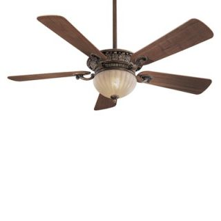 Minka Aire 52 Volterra 5 Blade Ceiling Fan with Wall Control   F702