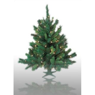 Regency International 2.5 Prelit Arctic Pine Artificial Christmas