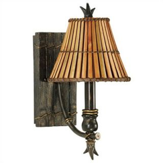 Kenroy Home Kwai Wall Sconce