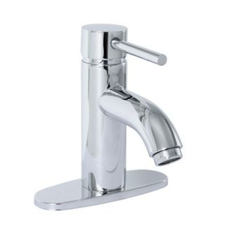 Premier Faucet Essen Single Hole Bathroom Faucet with Single Handle